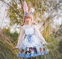 Dress Autumn of 2019 white Average size