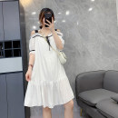 Dress Spring 2021 Black, white M, L singleton  D.SIXTH
