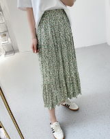 skirt Spring 2021 Average size Green, blue 81% (inclusive) - 90% (inclusive) other