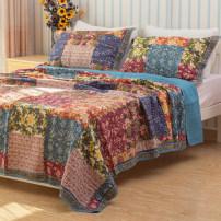 Cotton quilt Other / other 230cmx250cm three piece set 254 * 274 * three piece set Air conditioning Quilt / summer cool quilt 95% (inclusive) - 100% (exclusive) cotton Quilting other