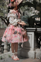 Lolita / soft girl / dress balladeer Pre sale