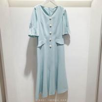 Dress Summer 2021 Black BB, mint MT 4,5,6 it michaa