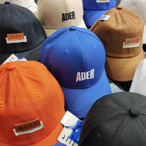 Hat Cotton polyester Baseball cap Spring, summer, autumn currency street dome Big eaves motion