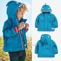 Plain coat Next male spring and autumn Britain Zipper shirt Official picture The cap is not detachable routine Cartoon animation other Hooded 274-036 Other 100% Class B 3 months, 12 months, 6 months, 9 months, 18 months, 2 years old, 3 years old, 4 years old, 5 years old, 6 years old Chinese Mainland