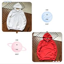 Sweater / sweater Spring 2021 White, red 0X,1X,2X,3X Long sleeves routine singleton  Crew neck Solid color 25-29 years old 96% and above