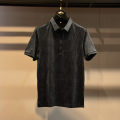 T-shirt Fashion City Black green thin 46,48,50,52,54,56 S9000 Short sleeve other Self cultivation Other leisure summer