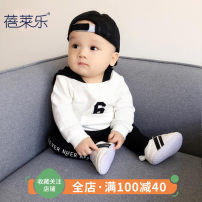Sweater / sweater Bella neutral 66cm 73cm 80cm 90cm 100cm 110cm spring and autumn No detachable cap leisure time routine There are models in the real shooting other Cartoon animation Other 100% fzwy02281430