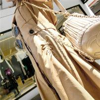 Dress Summer of 2019 Khaki (in stock) 36/S,38/M,40/L