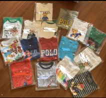 T-shirt Other / other 2t 90,3t 100,4t 110,5t 120,6t 130,7t1 35,8t140,10t150,12t155 neutral summer Short sleeve Crew neck leisure time There are models in the real shooting nothing Pure cotton (100% cotton content) stripe Sweat absorption