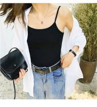 Vest sling Summer 2020 White, black, grey XS,S,M,L cotton Other / other
