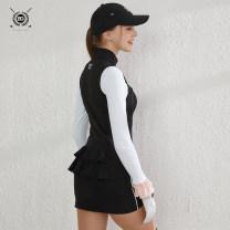 Golf apparel White, black S,M,L,XL,XXL female BLK TEE Jacket