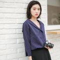 shirt Blue, white Average size polyester fiber 31% (inclusive) - 50% (inclusive)