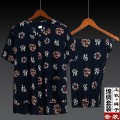 Other suits Short sleeve summer Other / other Ninth pants old age 2021 cotton
