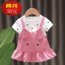 Dress female Other / other Cotton 95% polyester 5% summer princess Short sleeve Cartoon animation cotton Princess Dress 55643474572 Class A 12 months, 6 months, 9 months, 18 months, 2 years, 3 years, 4 years Chinese Mainland Zhejiang Province Huzhou City 80cm,90cm,100cm,110cm