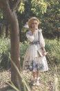 Lolita / soft girl / dress Qingluo L,M,S,XL Pre sale white Sk (no decoration) 7 days delivery