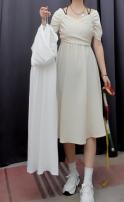 Dress Summer 2021 White, beige S,L OC863863