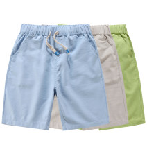 trousers Bardo bear male 120 recommended 110-120cm 130 recommended 120-130cm 140 recommended 130-140cm 150 recommended 140-150cm 160 [XL] [recommended height 150-160cm] 170 [XXL] [recommended height 160-170cm] summer shorts leisure time No model Casual pants Leather belt middle-waisted flax K62005