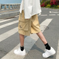 Casual pants Others Youth fashion Khaki, black S. M, l, XL, 2XL, 3XL, 4XL, 5XL, XS plus small Pant Other leisure easy