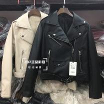 leather clothing ZRF Spring 2020 XS,S,M,L,XL Black, white