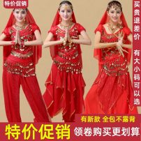 National costume / stage costume Autumn of 2019 Package 2, package 3, package 4, package 5, package 6, package 7, package 8, package 9 soft soled shoes (note shoe size), package 10 beef soled shoes (note shoe size) T308+T309+T310 Yan Zi dance rhyme 18-25 years old acrylic fibres 96% and above