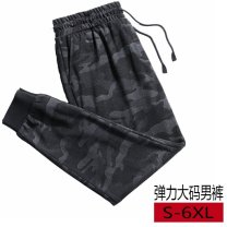 Casual pants Others Youth fashion Camouflage [regular high quality summer style] S60-80 kg, m80-100 kg, l100-110 kg, xl110-130 kg, 2xl130-140 kg, 3xl160-160 kg, 4xl160-180 kg, 5xl180-220 kg and 6xl220-240 kg, respectively thin trousers motion easy Micro bomb C75179 summer youth tide 2020 Sports pants