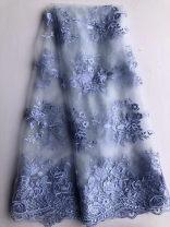 Fabric / fabric / handmade DIY fabric Netting white