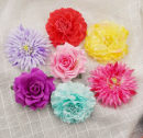 Hair accessories Side clip RMB 1.00-9.99 Other / other brand new Japan and South Korea Fresh out of the oven cloth Not inlaid