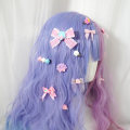 Hair accessories Side clip RMB 1.00-9.99 Other / other Original design Lace
