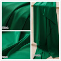 Fabric / fabric / handmade DIY fabric chemical fiber 25 grass green, half rice price piece printing and dyeing clothing Wufenghuang cloth art workshop