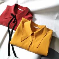 shirt Yellow, Diamond Red S,M,L Spring of 2019 other 30% and below