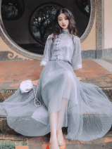 Fashion suit Autumn of 2019 S,M,L Picture color 18-25 years old