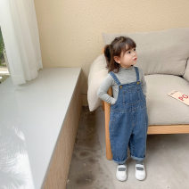 trousers Other / other female 80cm,90cm,100cm,110cm,120cm,130cm blue trousers leisure time There are models in the real shooting rompers cotton Open crotch Cotton 90% other 10% other 12 months, 18 months, 2 years old, 3 years old, 4 years old, 5 years old, 6 years old Chinese Mainland Huzhou City