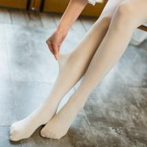 Socks / base socks / silk socks / leg socks female Other / other Average size 1 pair Thin money Panties autumn Simplicity Solid color Antibacterial