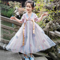 Tang costume Phoenix purple long sleeve, Phoenix purple short sleeve 100,110,120,130,140,150 Other 100% female spring and autumn There are models in the real shooting routine Green shoots other Class B other 2, 3, 4, 5, 6, 7, 8, 9, 10, 11 Chinese Mainland Guangdong Province Guangzhou City
