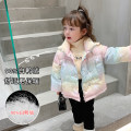 Down Jackets 80cm,90cm,100cm,110cm,120cm,130cm 90% White duck down Children, female Other / other Picture color polyester have cash less than that is registered in the accounts nothing Zipper shirt other Korean version