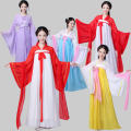 National costume / stage costume Summer 2017 Red, bright yellow, sky blue, violet, big red S. M, l, XL, XXL, XXL, plus XXL L-3 polyester fiber 91% (inclusive) - 95% (inclusive)