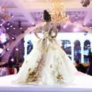 Children's dress Champagne female 100cm 110cm 120cm 130cm 140cm 150cm full dress Class B nylon Polyamide (nylon) 43.2% viscose (viscose) 35.3% polyester 21.5% Winter 2020 princess