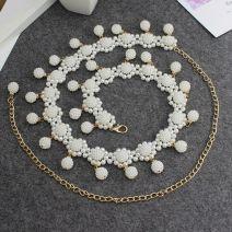 Belt / belt / chain Metal WP242-1,WP242-2,WP242-3,WP242-4,WP247,WP248 female belt Sweet a hook Diamond inlay alloy rhinestone F242 120cm,100cm,115cm