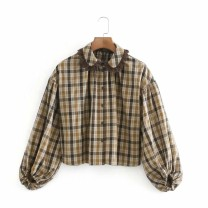 shirt As shown in the figure XS,S,M,L Autumn 2020 other 81% (inclusive) - 90% (inclusive) Long sleeves street 18-24 years old Europe and America