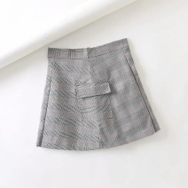 skirt Autumn 2020 S,M,L As shown in the figure Short skirt street High waist A-line skirt 18-24 years old 71% (inclusive) - 80% (inclusive) other Europe and America