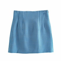 skirt Summer 2021 XS,S,M,L As shown in the figure Short skirt street High waist A-line skirt 18-24 years old 71% (inclusive) - 80% (inclusive) other Europe and America