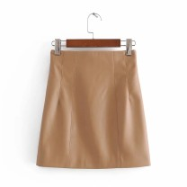 skirt Winter 2020 XS,S,M,L As shown in Figure 1, as shown in Figure 2 Short skirt street High waist A-line skirt 18-24 years old 71% (inclusive) - 80% (inclusive) other Europe and America