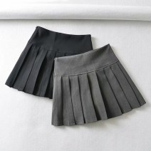 skirt Winter 2020 S, M As shown in Figure 1, as shown in Figure 2 Short skirt street High waist A-line skirt 18-24 years old 71% (inclusive) - 80% (inclusive) other Europe and America