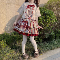 Lolita / soft girl / dress Cat can Lolita One size fits all, s, m, l Unlimited season, winter, summer, spring, spring and autumn goods in stock Lolita, soft girl