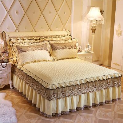 Bed skirt Others Dream Baolan, dream Dousha, dream khaki, dream beige, dream jade, dream fruit green, dream Pink Jade, dream light gray Other / other Solid color