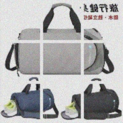 Travel bag nylon nothing Other / other Big, small yes motion Single root motion Bag type polyester fiber Soft handle Solid color youth Zipper bag, mobile phone bag, certificate bag Color contrast male