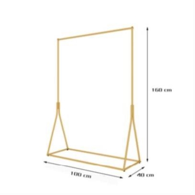 Clothing display rack clothing Metal See description See description Official standard