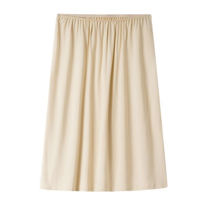 skirt Summer of 2019 One size fits all, collect the baby first, and then place an order, you can enjoy the priority of delivery White [40cm], black [40cm], skin color [40cm], white [50cm], black [50cm], skin color [50cm], white [60cm], black [60cm], skin color [60cm] Middle-skirt Versatile Type A
