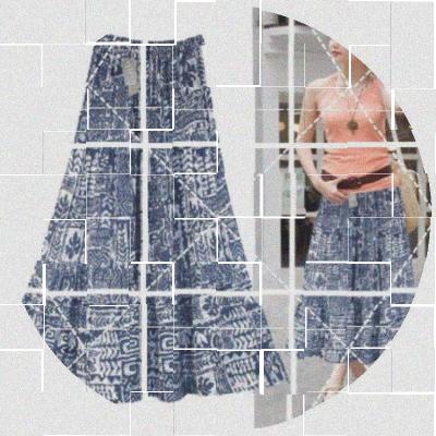 skirt Summer 2020 One size fits all (skirt length about 74cm) Color 3, color 4, color 7, color 20, color 22, color 23 flowers are gray flowers, color 29, color 31, color 32, color 36, color 48, color 53, color 55, color 60, color 61, color 64, color 67, color 71, color 73, color 80, color 88, color 5