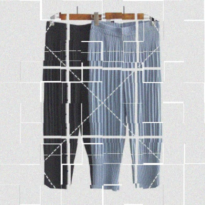 Middle aged and old women's wear Summer of 2019 Black, blue grey XL,2XL,3XL,4XL,5XL commute trousers easy singleton  Solid color MY9xFJEe Other / other other 96% and above 7 / 9 pants Simplicity